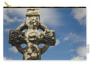 Celtic Cross, Cong Abbey, Ireland Carry-all Pouch