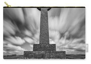 Celtic Cross Carry-all Pouch by Dave Bowman