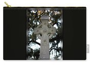 Celtic Cross In Savannah Carry-all Pouch