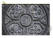 Celtic Cross Symbolism Carry-all Pouch