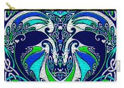 Celtic Love Dragons Carry-all Pouch
