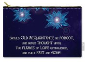 Celtic New Year Carry-all Pouch
