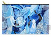 Celtic Peace Dove Greeting Card Carry-all Pouch