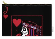 Celtic Queen Of Hearts Part Iv The Broken Knave Carry-all Pouch