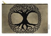 Celtic Tree Of Life Carry-all Pouch