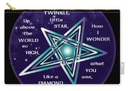 Celtic Twinkle Twinkle Carry-all Pouch