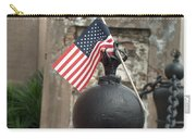 Cemetary Flag Carry-all Pouch