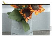 Cemetary Flowers 1 Carry-all Pouch