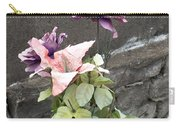 Cemetary Flowers 2 Carry-all Pouch