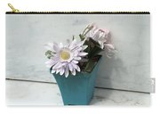 Cemetary Flowers 3 Carry-all Pouch