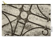 Cemetery Art Carry-all Pouch