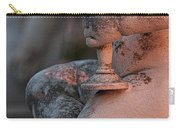 Cemetery Cherub - Hvar Croatia Carry-all Pouch