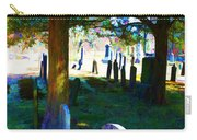 Cemetery Color 2 Carry-all Pouch
