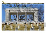 Cemetery In Marietta Carry-all Pouch
