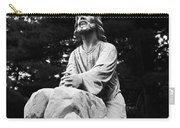 Cemetery Solitude Carry-all Pouch