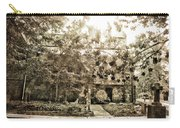 Cemetery Sunflares Carry-all Pouch