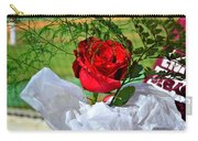 Centenary Rose Carry-all Pouch