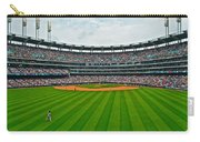 Center Field Carry-all Pouch by Frozen in Time Fine Art Photography