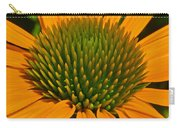 Center  Of Cone Flower Carry-all Pouch