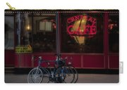 Central Cafe Bicycles Carry-all Pouch