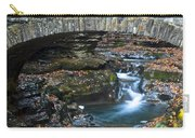 Central Cascade Carry-all Pouch by Frozen in Time Fine Art Photography