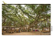 Central Court - Banyan Tree Park In Maui. Carry-all Pouch