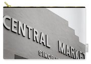 Central Market Carry-all Pouch