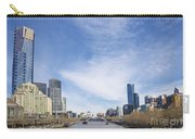 Central Melbourne Skyline By Day Australia Carry-all Pouch