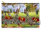 Central Michigan Football Collage Carry-all Pouch