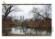 Central Park And San Remo Building In The Background Carry-all Pouch