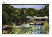 Central Park Boathouse Carry-all Pouch