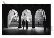 Central Park Bride II Carry-all Pouch