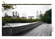 Central Park Bridge 2 Carry-all Pouch
