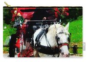 Central Park Carriage Carry-all Pouch