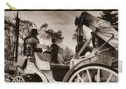 Central Park Carriage Ride - Antique Appeal Carry-all Pouch