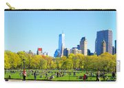 Central Park Panoramic View Carry-all Pouch