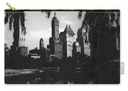 Central Park Evening View Carry-all Pouch