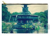 Central Park Fountain Carry-all Pouch