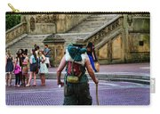 Central Park Hiker Carry-all Pouch