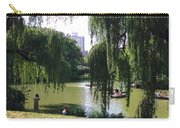 Central Park In The Summer Carry-all Pouch