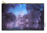 Central Park Lake Willows Color Carry-all Pouch
