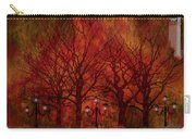 Central Park Ny - Featured Artwork Carry-all Pouch