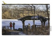 Central Park Photo Op 2 - Nyc Carry-all Pouch by Madeline Ellis