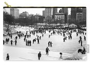 Central Park Winter Carnival Carry-all Pouch