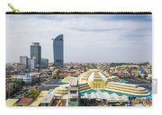 Central Phnom Penh In Cambodia Carry-all Pouch