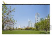 Central Shanghai In China Carry-all Pouch