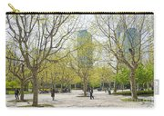 Central Shanghai Park In China Carry-all Pouch