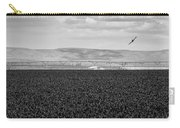 Central Washington, Usa. A Crop Duster Carry-all Pouch