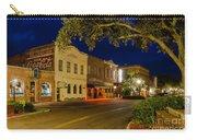 Centre Street Downtown Fernandina Florida Carry-all Pouch