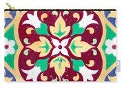 Ceramic Tile Closeup Carry-all Pouch